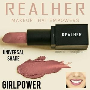 RealHer Moisturizing Lipstick - Girl Power
